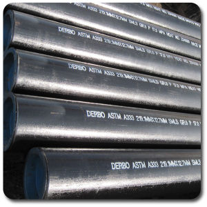 ASTM A333 Gr. 1 Carbon Seamless Pipe for Low Temperature Service pictures & photos