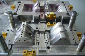 Complex Plastic Injection Moulding/ Plastic Mold Manufacturer (LW-03651) pictures & photos