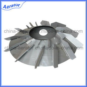 Different Size and Material Stainless Steel Impeller