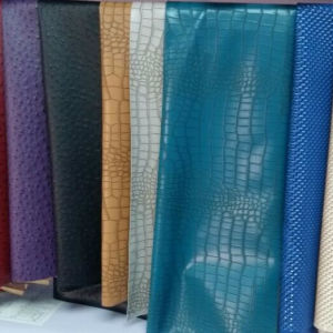 Fascinate PVC Leather for Bag pictures & photos