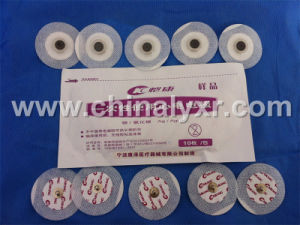 Selling Hot Disposable ECG Electrodes with CE FDA pictures & photos