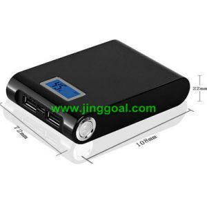 Power Bank with LCD Indicator pictures & photos