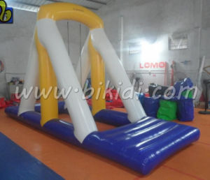 Funny Inflatable Water Game Sealed PVC Material Water Swing, Inflatable Water Sport for Water Park D3048 pictures & photos