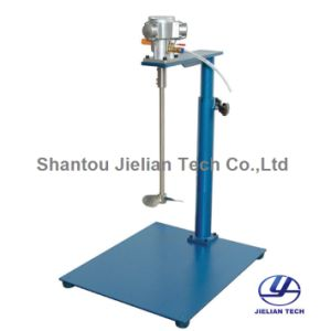 Table Type 0.25HP Stainless Steel Pneumatic Ink Mixing Machine