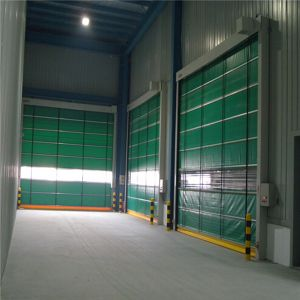 Automatic Stacked Garage Door (HF-1034) pictures & photos