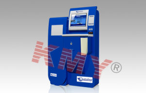 Free-Standing Self-Service Smart Parcel Delivery Kiosk pictures & photos