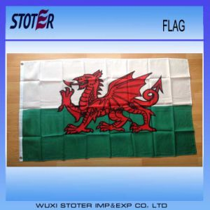 Hot Selling Polyester Fabric Johnin Country National Flag
