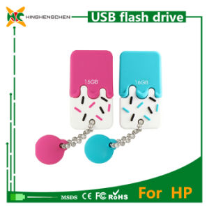 Wholease Flash Drive USB Pen Drive for HP Cartoon USB