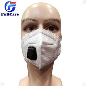 Mask Vertical Folding Respirator Valved Oem 5 N95 Pm2 Wholesale Nonwoven Dust