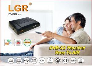 Digital 1080P HD Satellite TV Receiver DVB-S2 MPEG4 Set Top Box with WiFi