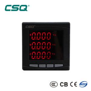 China Three Phase Led Digital Multifunction Power Meter Pd652e 9s4 China Power Meter Digital Meter