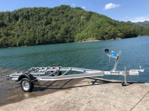 China Aluminum Boat Trailer Aluminum Boat Trailer