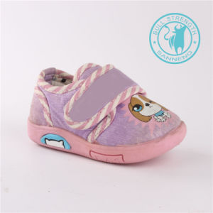 Baby Shoes Injection Soft Shoes (SNC-002021) pictures & photos