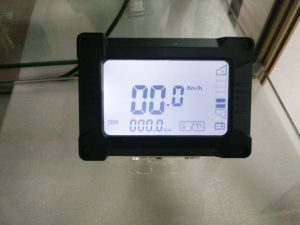 S101 Electric Bike Meter and Electric LCD Display with Ce pictures & photos