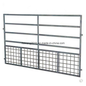 Heavy Duty Galvanized Cattle Fencing Panel Cattle Fence pictures & photos