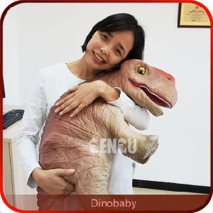 Outdoor Customized High Simulation Animatronics Dinosaur Puppet pictures & photos
