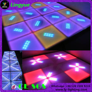DMX Stage Disco DMX LED Dancing Floor DJ Lighting pictures & photos