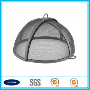 Fire Pit Folding Spark Screen pictures & photos