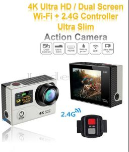 Remote Control Action Camera Ultra HD WiFi Sport Video Camera
