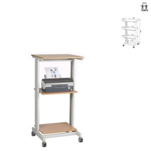 Factory Hot Sales Office Table Models with ISO9001 Certificate Desk Workstation pictures & photos