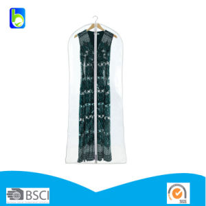 Dress Cover Made of Clear PEVA