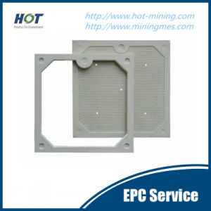 High Pressure PP Automatic Chamber Filter Press Plate