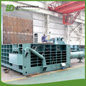 YC81F-315 Hydraulic Baler for Metal Recycling