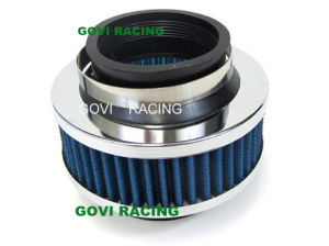 Bypass Valve Filter with Double Inlet 76mm Unversal for Air Intake Pipe pictures & photos