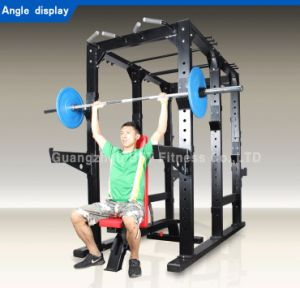 Hammer Strength Body Building Crossfit Squat Rack pictures & photos