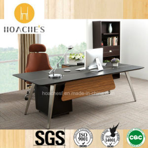 New Style Modern Leather MDF Office Table (V9)