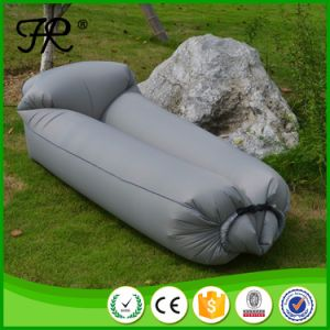 Miraculous Polyester Camping Beach Air Bed Inflatable Air Couch Bed Machost Co Dining Chair Design Ideas Machostcouk