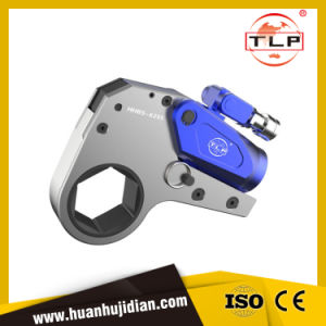 700bar Hollow Type Al-Ti Alloy Hydraulic Torque Wrench pictures & photos