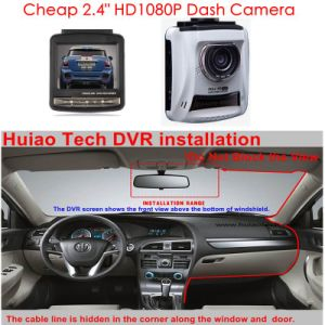 "1.5""Mini A7la50 1296p Car DVR Ambarella with 5.0mega Car Camera, WDR, G-Sensor, GPS Tracking Function pictures & photos"
