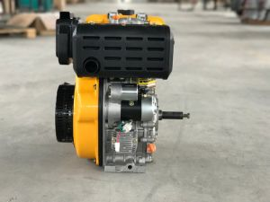 Air-Cooled Diesel Engine with Ce&ISO9001 pictures & photos