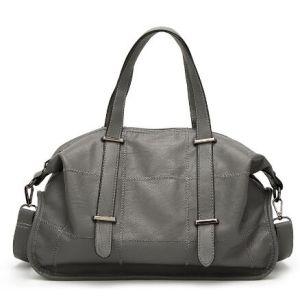98120eb170 China PU Leather Women Designer Boston Bag Latest Lady Handbags ...
