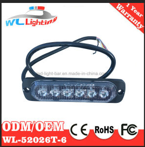 Ultra Thin 6 W LED Surface Mount Light Bar