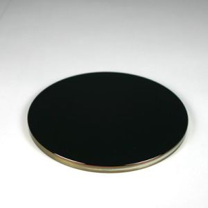 Single Crystal Germanium (Ge) Lens Blank