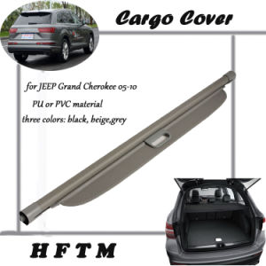 for Jeep Grand Cherokee 05-10 Tonneau Cover Cargo Cover pictures & photos