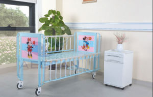 AG-CB003 High Quality Cute Hospital Bed Small Size Baby Bedding for Boys pictures & photos
