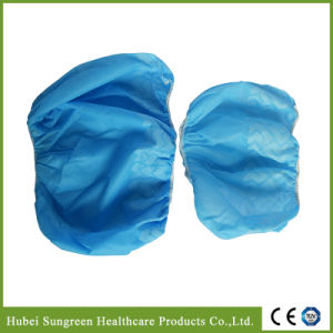 Disposable Non Woven Shoe Cover, Overshoe pictures & photos