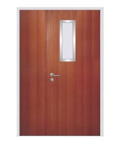 China Wooden Fire Door Fire Rating60mins, 90mins, 120mins, Fire ...
