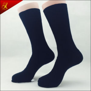 Men Fashion Dress Socks Custom Made OEM
