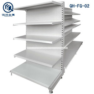Double Side Supermarket Shelf (QH-FG-02)