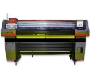 3.2m Ricoh Gen5 4PCS UV Printing Machine (UVIP 5R 3304)