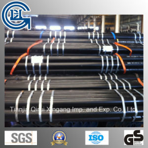 Black Carbon Seamless Steel Pipe (API 5L Line Pipe)