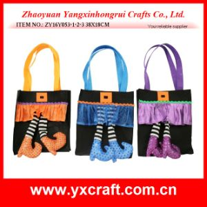 Halloween Decoration (ZY16Y053-1-2-3 38X18CM) Halloween Skirt Bag pictures & photos