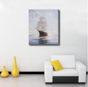 Sailing Boat on Decoration Painting pictures & photos
