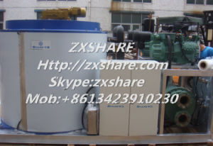 15tons Industrial Ice Flake Machine with Water Cooling