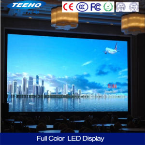 P4.81 Indoor Full Color LED Display (500X500MM cabinet) pictures & photos