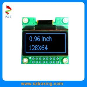 "0.96"" OLED Display, 21.744 X 10.864 (mm) Active Area pictures & photos"